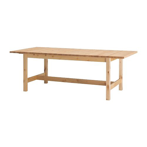 dining table furniture norden birch dining table